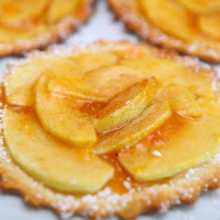 Easiest Mini French Apple Tarts