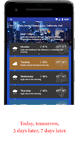 Now Weather Pro 6