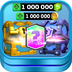 Chest For Clash Royale for PC