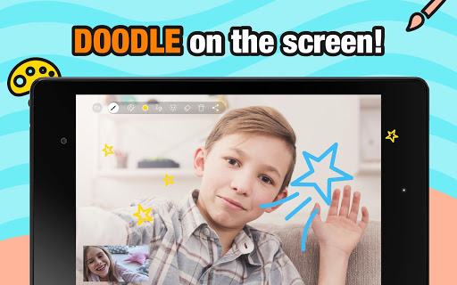 JusTalk Kids - Safe Video Chat and Messenger 0.9.13 screenshots 11