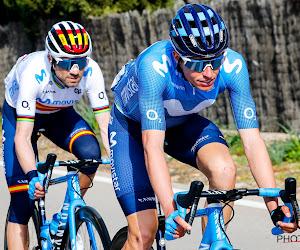 """Enric Mas had zijn twijfels bij tactiek Jumbo-Visma in de Tour de France: """"Het was zinloos"""""""