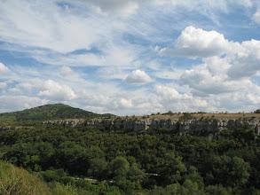 Photo: Skies above Lovech, river Beli Osam