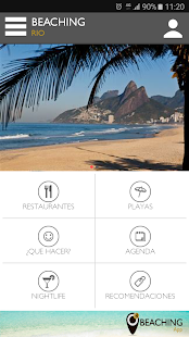 Beaching App RIO- screenshot thumbnail