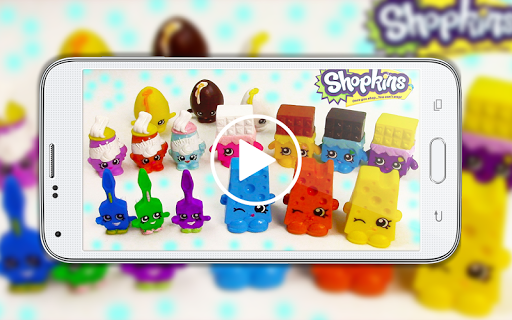 Top Shopkins Toys Video Collection 1.0.0 screenshots 1