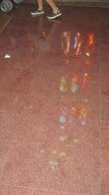 Photo: El reflejo de las vidrieras