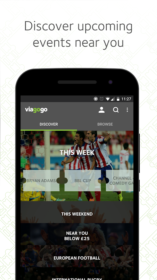 viagogo Tickets- screenshot