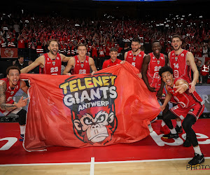 Antwerp Giants kennen hun tegenstanders in de EuroCup