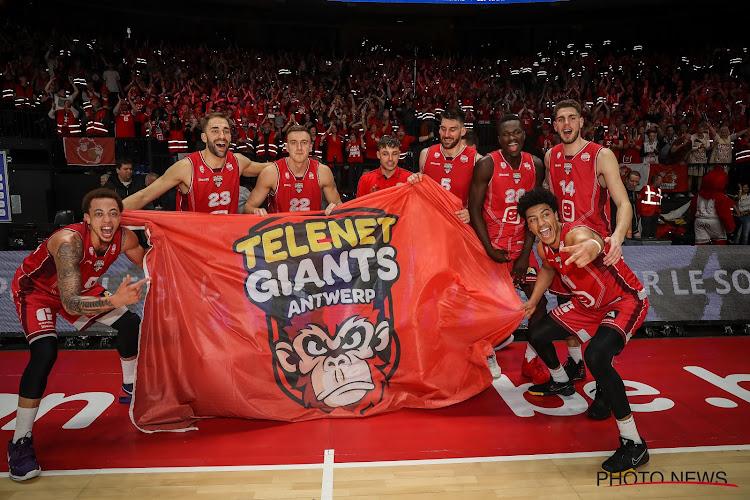 Antwerp Giants kennen hun tegenstanders in de EuroCup