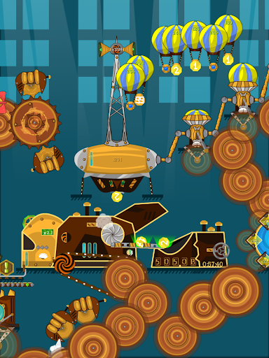 Idle Coin Factory: Incredible Steampunk Machines apkdebit screenshots 16