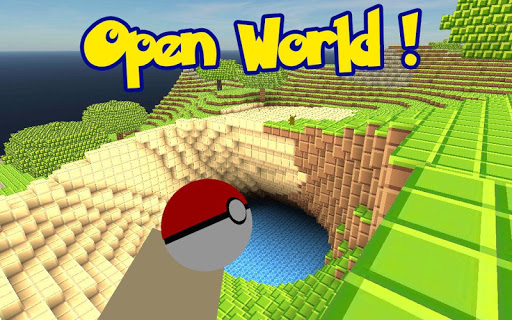 Craft Go: mine pixelmon build game (apk) free download for Android/PC/Windows screenshot