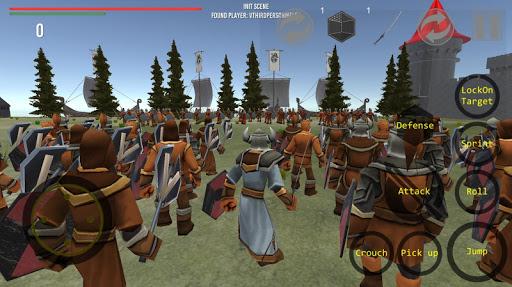 Code Triche Vikings: Wessex Battles APK MOD (Astuce) screenshots 1