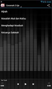 Ceramah Jefri Al Buchory MP3 - náhled