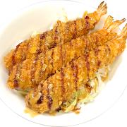 Ebi-fried shrimp Don