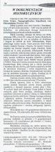 """Photo: """"Znak Pokoju"""" nr 137, luty 2012, s. 14"""