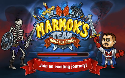 Screenshot 1 Marmok's Team Monster Crush 2.6.3 APK MOD