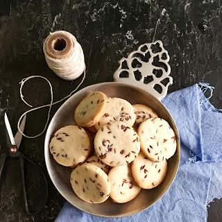Cumin Cookies | Jeera Biscuits.