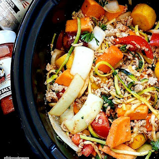 Slow Cooker Paleo Pot.