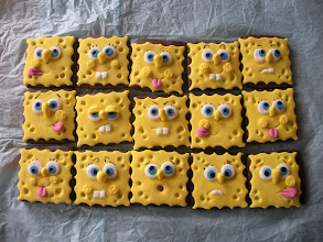 Photo: Spongebob Cake