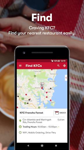 KFC - Order On The Go  screenshots 4