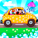 A Funny Car Wash Game icon