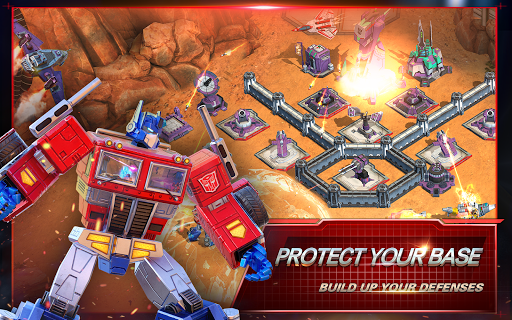 Transformers:Earth War 1.9.0.66 screenshots 14
