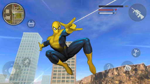 Spider Rope Gangster Hero Vegas screenshot 1