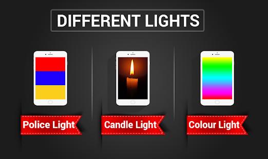 LED Torch Bulb: Flashlight App - náhled