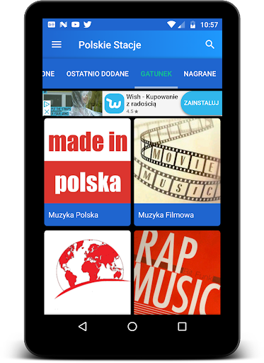 Polskie stacje radiowe ud83cuddf5ud83cuddf1  screenshots 15