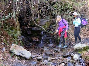 Photo: Agua en el camino