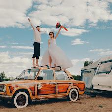 Wedding photographer Vitaliy Chudnov (BeloeChudo). Photo of 23.08.2015