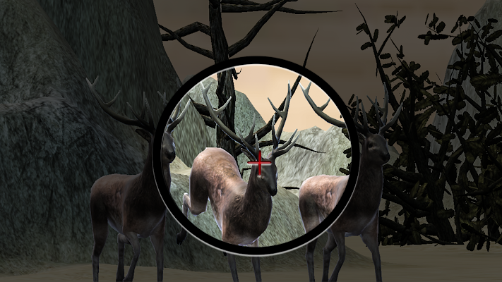 Deer Hunter Crazy Deer Hunting - screenshot