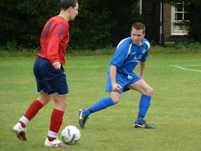 Photo: 23/07/11 v Wootton Blue Cross (Pre-Season Friendly at Clifton FC) 2-1 - contributed by Bob Davies
