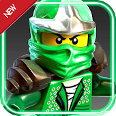 Live Wallpapers of  Lego Ninja
