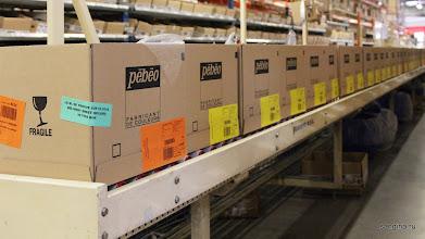 Photo: Цех комплектации и отправки заказов по всему миру