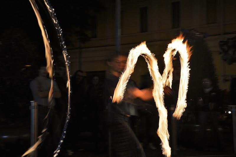 Giochi con il fuoco. di MF