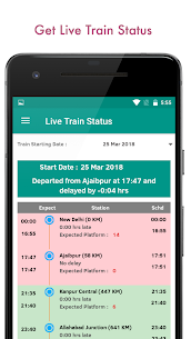 Indian Railway PNR Status & IRCTC Train EnquiryApk Download For Android 2