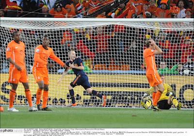 🎥 Il y a dix ans, Iniesta envoyait l'Espagne sur le toit du monde