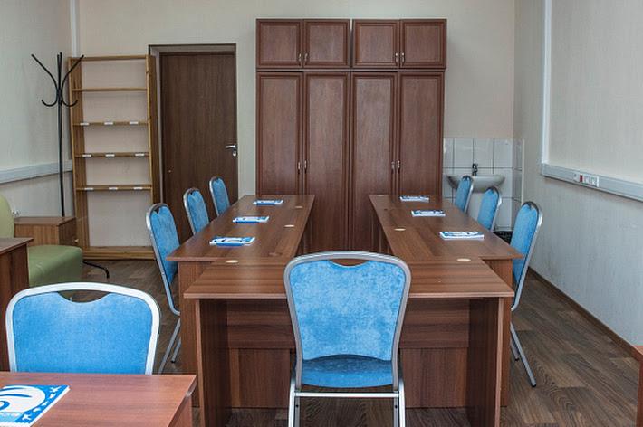Фото №1 зала Переговорная комната