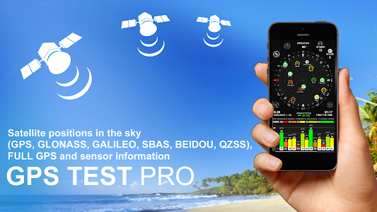 Gps Test GPS Status Data 1.1