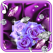Diamonds and Roses Live Wallpaper APK