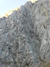 Photo: Zgornji steber Brane, IV/III