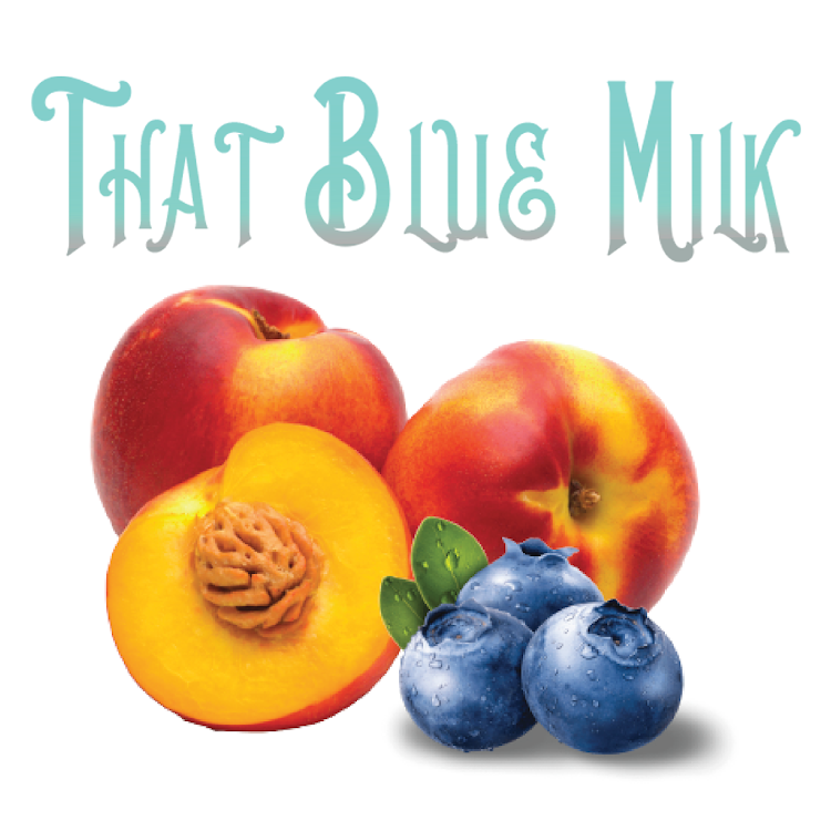 Logo of Tall Tales Liquid Denial - That Blue Milk