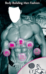 Body Building Men Fashion- screenshot thumbnail