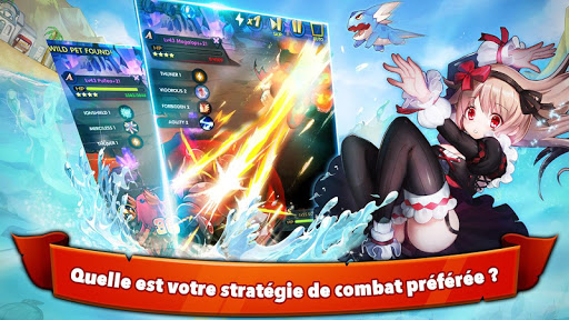 Pet Alliance 2 - Combats de monstres  captures d'écran 2
