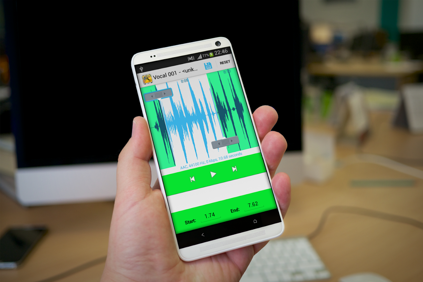 Mp3 Cutter And Ringtone Maker Android Apps On Google Play