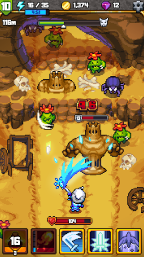 Dash Quest 2  screenshots 1