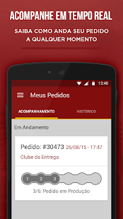 Clube da Entrega - Express- screenshot thumbnail