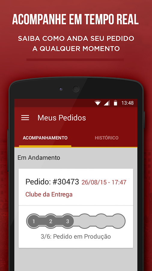 Clube da Entrega - Express- screenshot