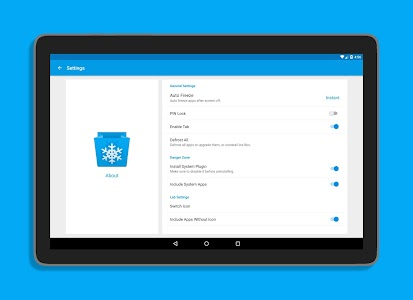 Ice Box - Apps freezer 3.8.1 (Pro)