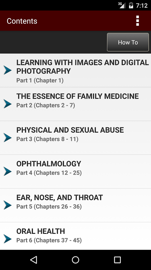 Color Atlas of Family Medicine 2/E- screenshot